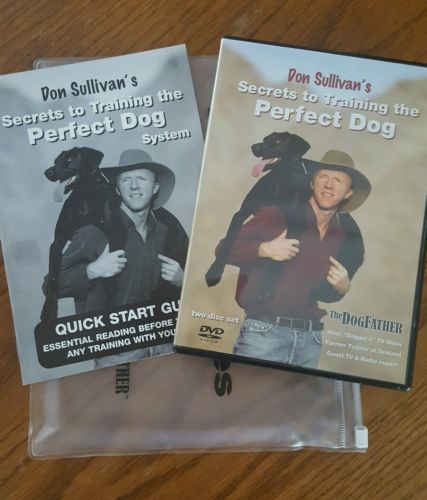 Don sullivan perfect dog Training dvd