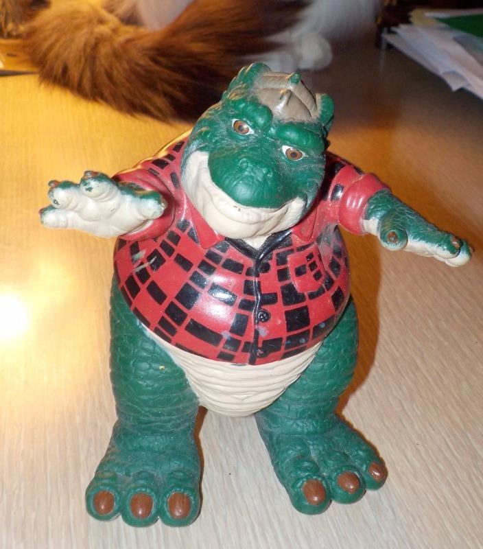 1991 Disney Hasbro The Dinosaurs Earl Sinclair 90s TV Show Action Figure