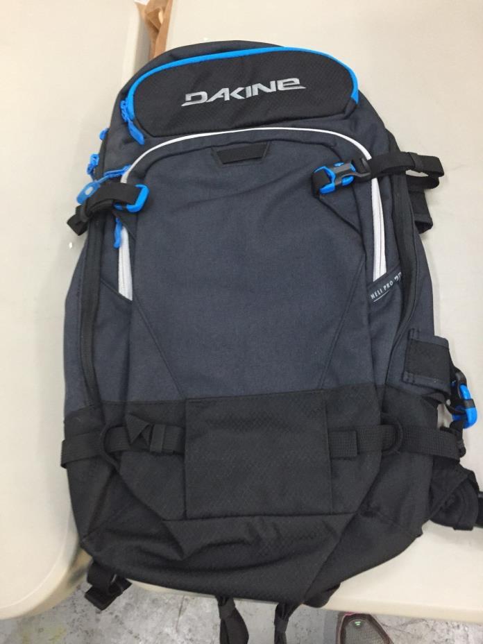 Dakine Heli Pro Tabor Backpack, One Size, 20L
