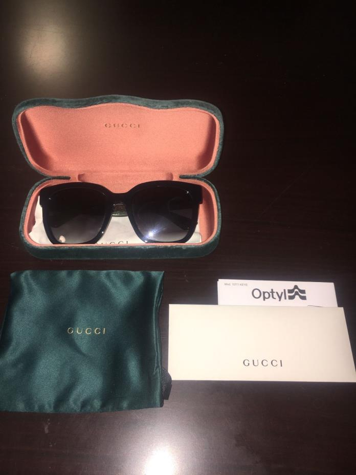 Gucci Sunglasses with Web