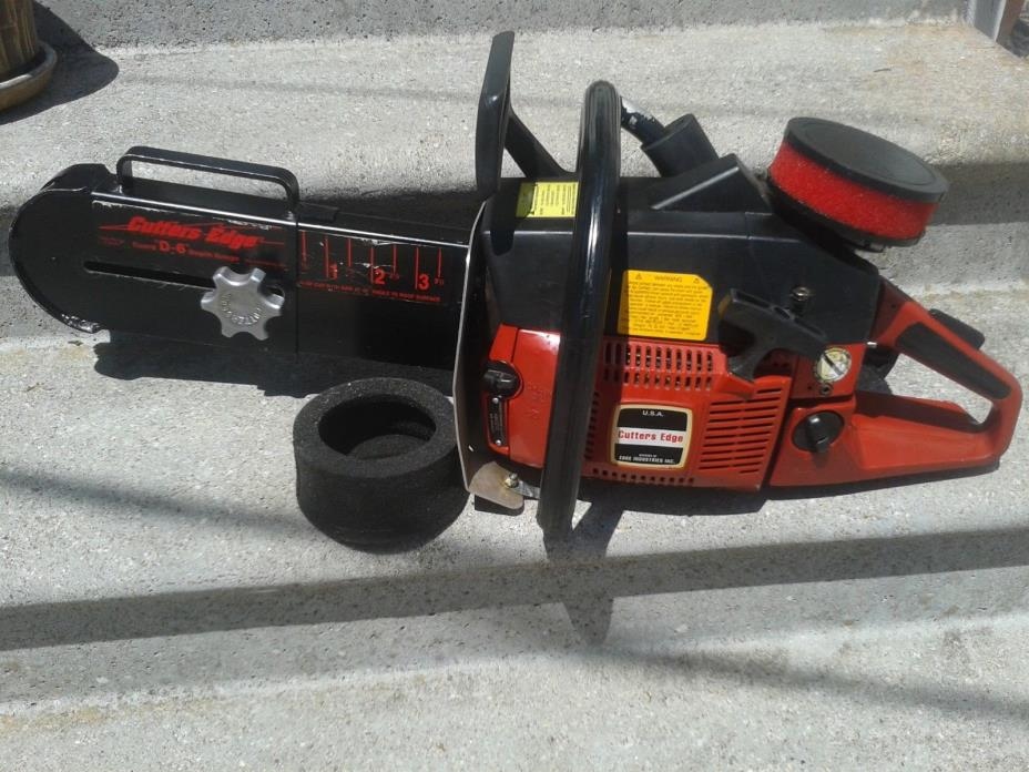 CUTTERS EDGE CE 625 FDV chainsaw Jonsered 170psi 16
