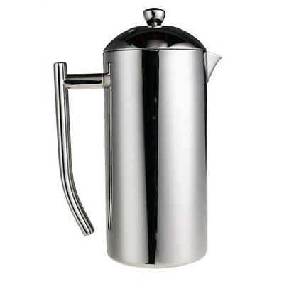 Frieling French French Presses Press Polished Finish Mirrored Finish Coffee 44