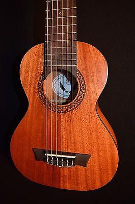 New Dean 6 String Concert Acoustic Guitar Ukulele Uke - Free Shipping!