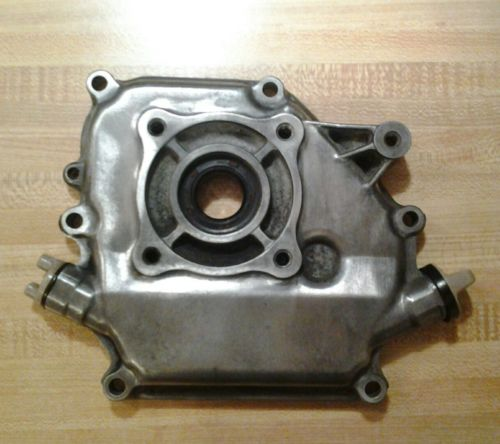 Honda GX140 Crankcase Side Sump Cover 11300-ZE1-010 HS55 Snowblower OEM Japan
