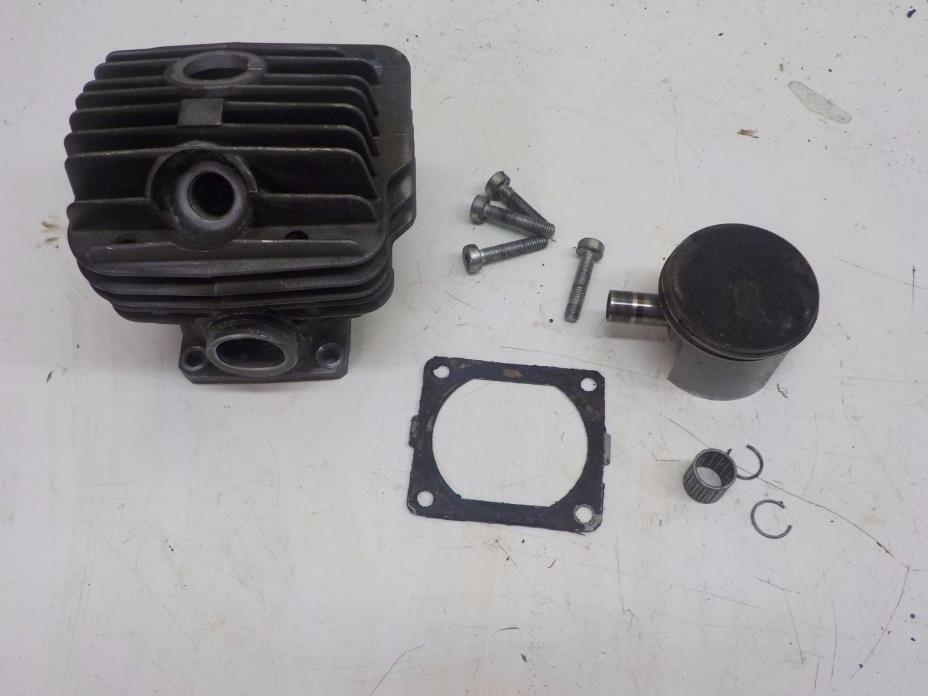 Stihl 046 MS460 Cylinder Piston Rings Base Gasket Wrist Pin Bearing Clips Bolts