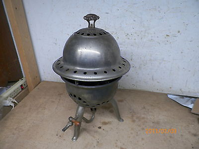Early 1900's Humphrey Oval Gas Cooking  Stove Heater