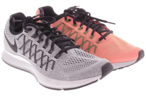 Mens Nike Cross Color Orange Gray Athletic Shoes 8.5 M