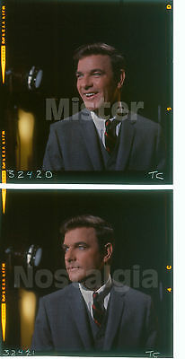 VINTAGE PHOTO LOT 1966 JAMES BEST Color Transparency Negatives Set of 2