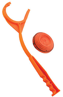 ALLEN COMPANY Target Thrower, Hand-Held, Plastic