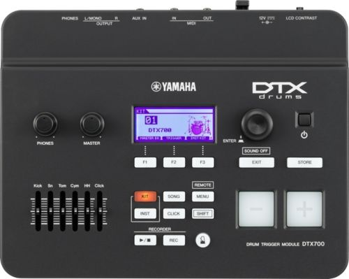Yamaha DTX700 Electronic Drum Module (Open Box)