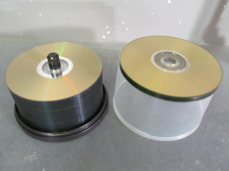 Lot of 44 Memorex DVD+R LIGHTSCRIBE & 6 HP CD-R 700MB LIGHTSCRIBE DISCS