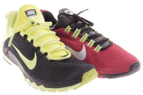 Mens Nike Cross Color Red Yellow Athletic Shoes 9 M