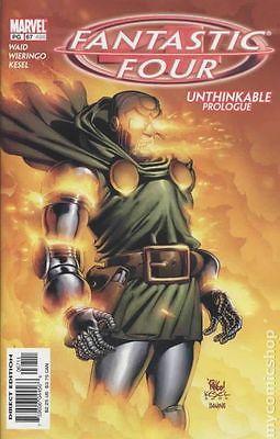 Fantastic Four (1998 3rd Series) #67 VF