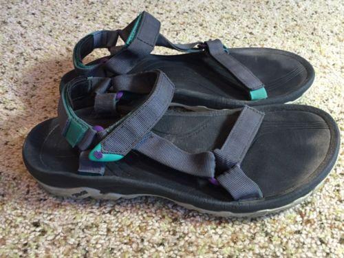 Teva Grey Sandals New Men's Sandals Size 11 Kd1
