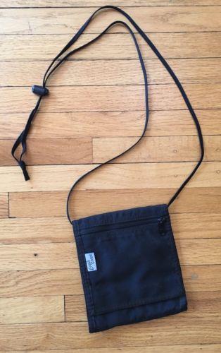 EAGLE CREEK Travel Purse Wallet Black, Small