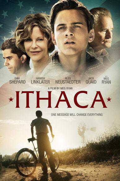 Ithaca (DVD, 2016): Meg Ryan, Sam Shepard