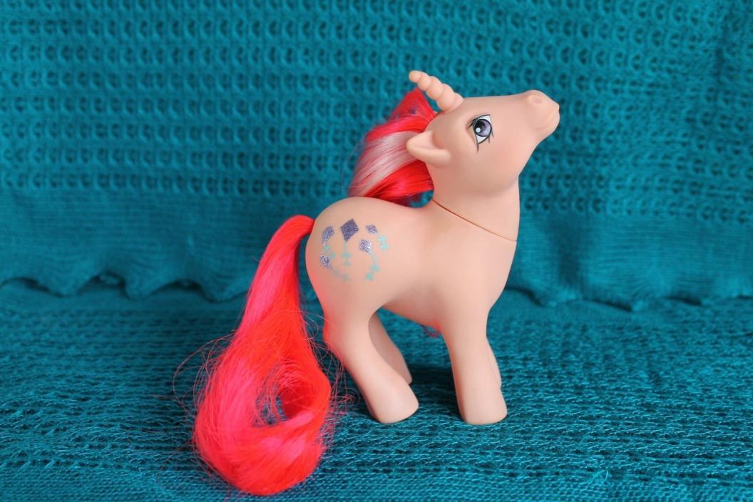G1 Vintage My Little Pony- Skyflier
