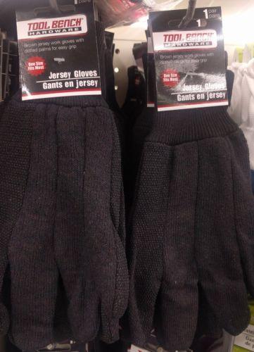 Tool Bench Hardware Jersey Gloves