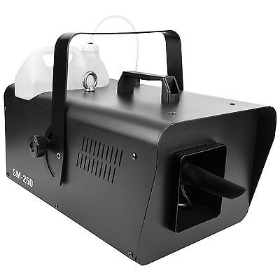 Chauvet DJ Atmospheric Effect High Output Snow Machine with Wired Remote | SM250