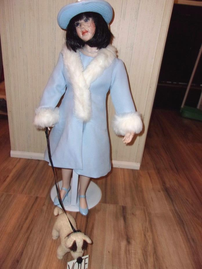 Susan Krey Porcelain Doll Eleanor 26