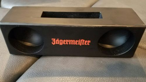 Brand New Jagermeister Promotional Mobile Wood Amplifier.. iphone6 +