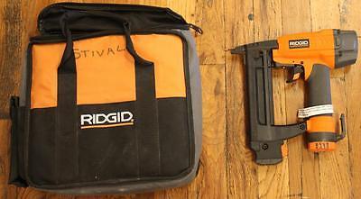 Ridgid R150FSA Finish Stapler 18ga