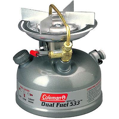 Coleman Sportster Ii Dual Fuel 1 Burner Stove [3000003654]