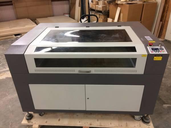 IEHK 60W Laser Engraving Machine