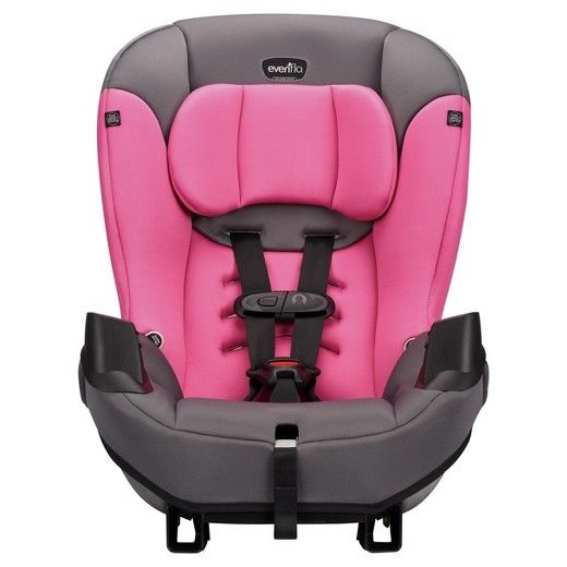 Sonus? Convertible Car Seat Evenflo Infant, Toddler Vehicle Seat Pink