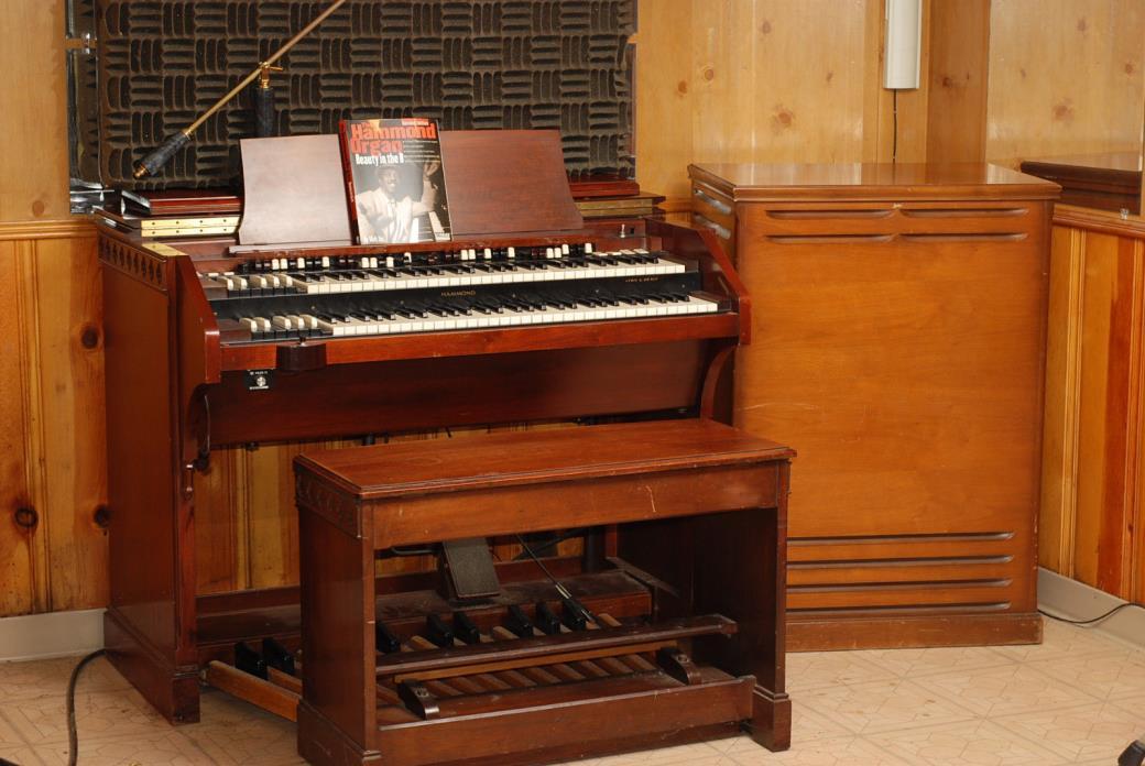 Hammond C3/B3 Organ w/ 122 Leslie Speaker Excellent!