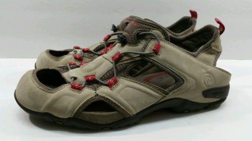 Dunham Men's Leather Sport Sandals - Size 11D