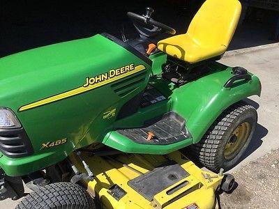 2004 John Deere X485 Garden Tractors