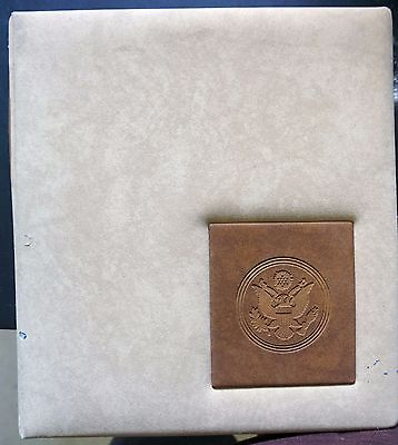 CWS United States of America USA SEAL STAMP ALBUM Vol 1 to 1994   Used