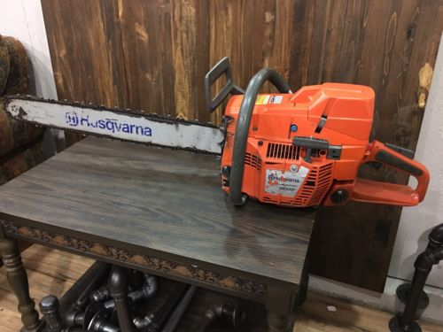 Husqvarna 395XP Chainsaw 36