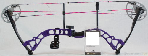 Diamond Prism Compound Bow - Purple (NEW OTHER)