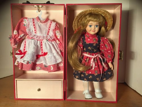 Lasting impressions Bisque Porcelain doll