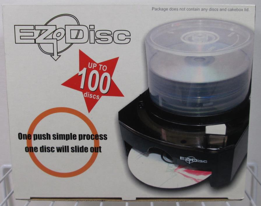 Single Disc Dispenser ~ One man ez load for sale classifieds