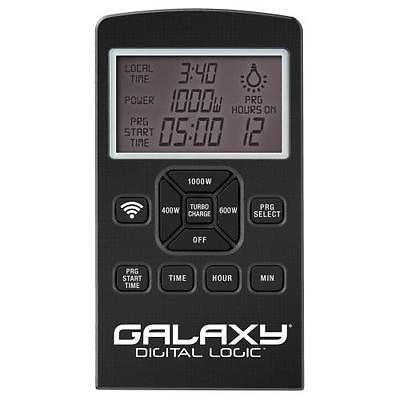Galaxy Digital Logic 1000 Watt Remote Control