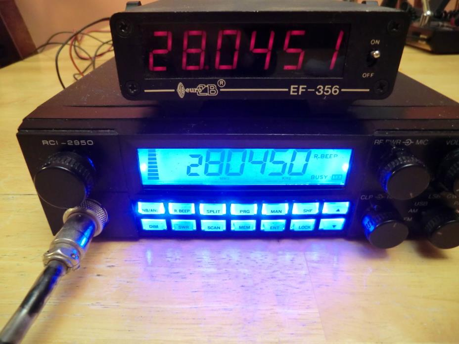 Radio Shack Frequency Counter : Ham radio frequency counter for sale classifieds