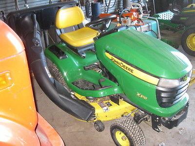 2012 John Deere X310 Garden Tractors