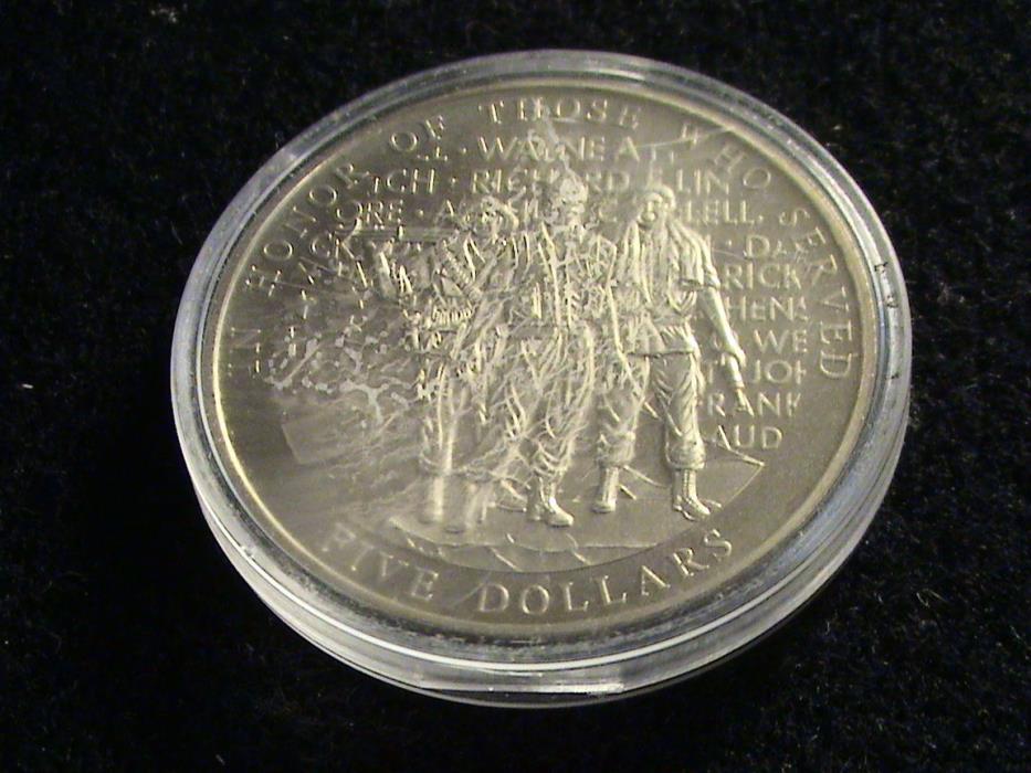 Republic of Liberia, 2003 Five Dollar Coin    ZRG 82