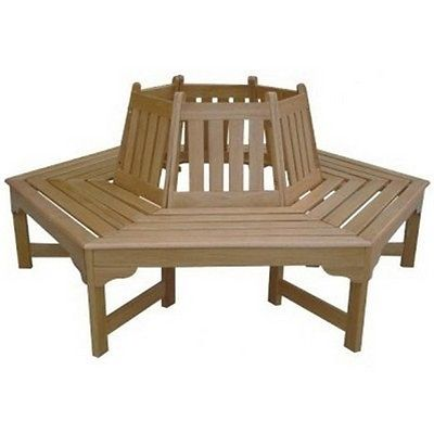 D C America SL3055CO Sequoia- Wrap Around Bench  NEW