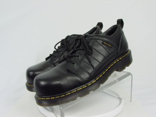 Martens Work Footwear Gunby ST-R12728001 Dr Martens Gunby Steel Toe Shoe Dr