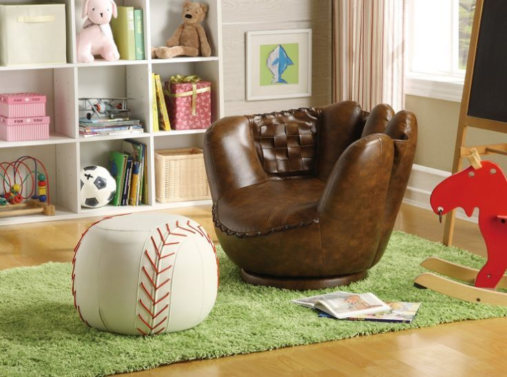 Footstools And Ottomans Benches Poufs Furniture Upholstered New Accent