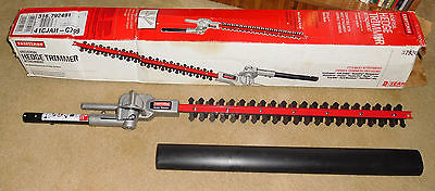 Craftsman Universal Swath Gas Hedge Trimmer Attachment 79249 Refurbished in Box