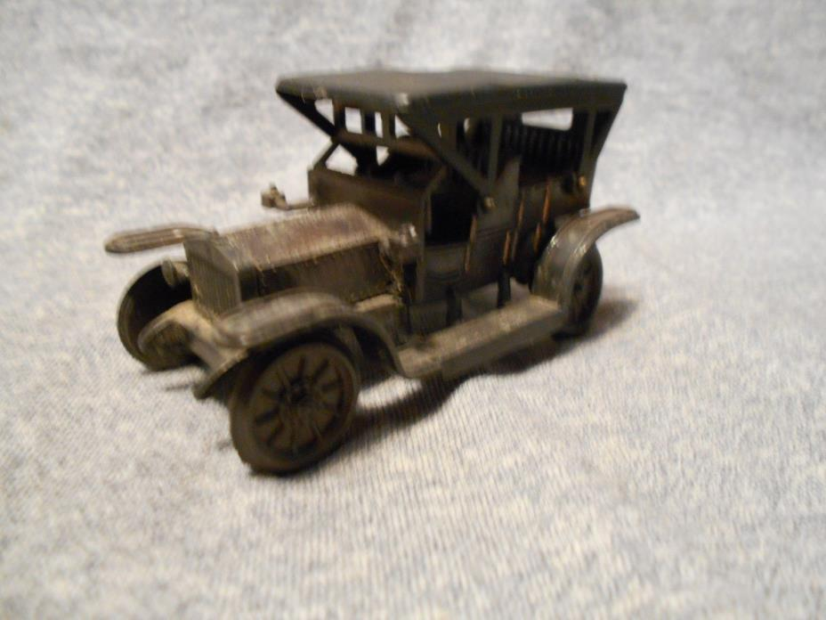 Antique Finished Die Cast Miniature Rolls Royce Car Metal Pencil Sharpener