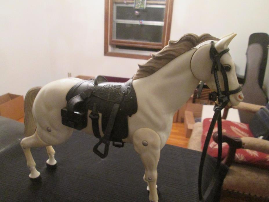 Vintage Toy Plastic Horses