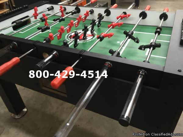 Deal of the century on a foosball table!