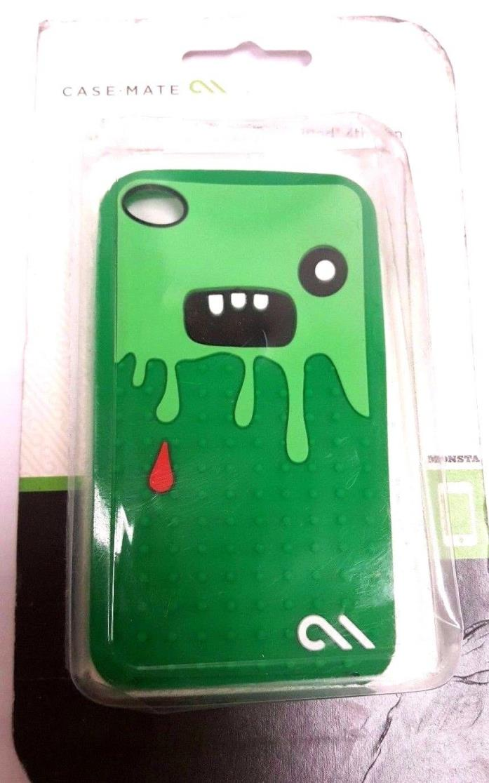 Case-Mate Monsta Case Cover Green / Dark Green for ipod touch 4th Gen