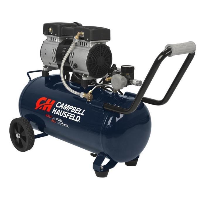 8 Gal. Portable  Electric Quiet Air Compressor Motors Oil Free Pump